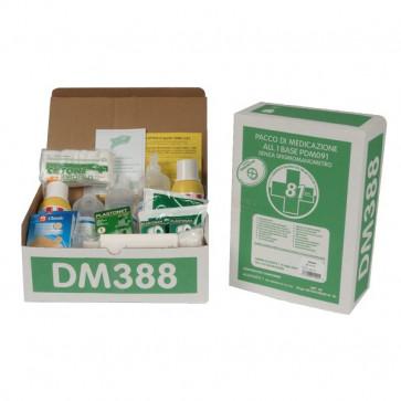 Kit reintegro Pronto Soccorso 3 persone Pharma Shield Kit 10021