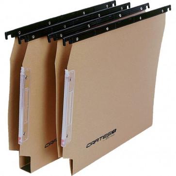 Cartelle sospese Linea Cartesio Eco-logica Bertesi -per armadio- 33cm -V- 114 F Beta -C1 (conf.100)