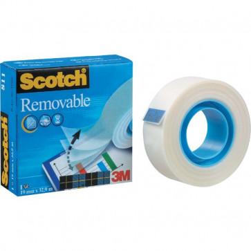 Nastro adesivo Scotch® Magic™ 811 19 mm x 33 m 811-1933