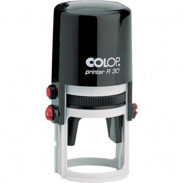 Timbro autoinchiostrante rotondo Printer R30 Colop ø 30 mm Pr.R30