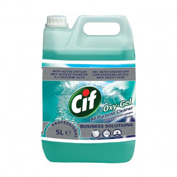Cif oxy-gel detergente 5 l 7517870