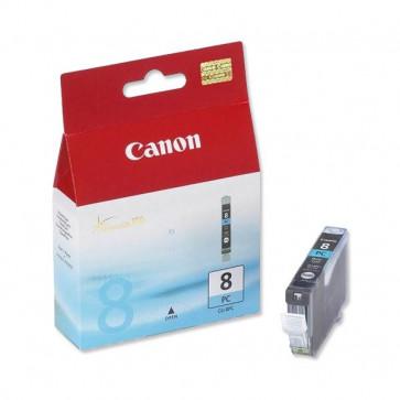 Originale Canon 0624B001 Serbatoio inchiostro CLI-8PC ciano foto