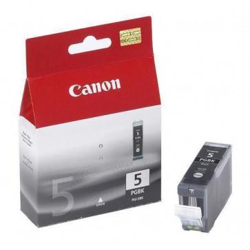 Originale Canon 0628B001 Serbatoio inchiostro ink pigmentato PGI-5BK nero