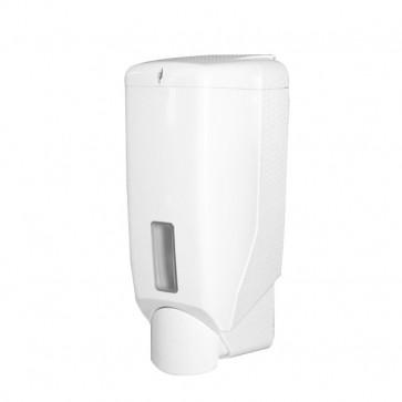 Distributore per sapone liquido a rabbocco QTS 9,2x9,4x18 cm 600 ml IN- 3194/ELB