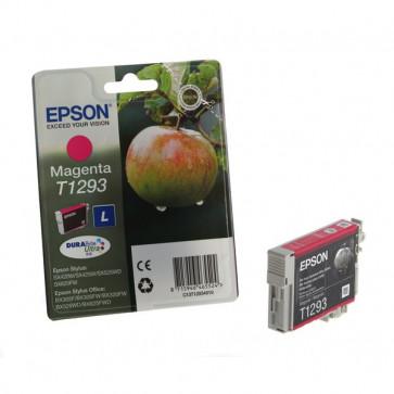 Originale Epson C13T12934011 Cartuccia inkjet ink pigment.blister RS Durab.Ult./Mela-L T1293 magenta