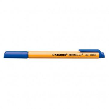 GREENpoint Stabilo blu 0,8 mm 6088/41
