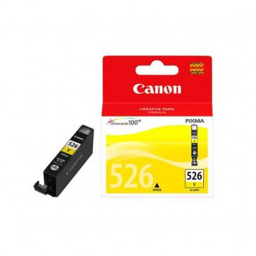 Originale Canon 4543B001 Serbatoio inchiostro Chromalife 100+ CLI-526Y giallo