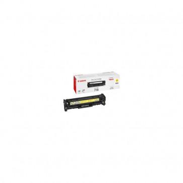 Originale Canon 2659B002 Toner CRG 718 Y giallo