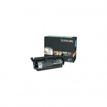 Originale Lexmark T650A11E Toner return program nero