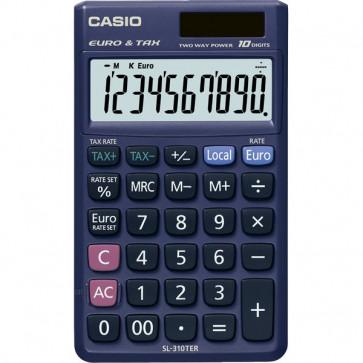 Calcolatrice tascabile SL-310TER+ Casio SL-310TER+