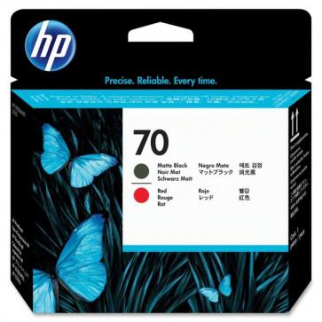 Originale HP C9409A Testina di stampa 70 nero opaco