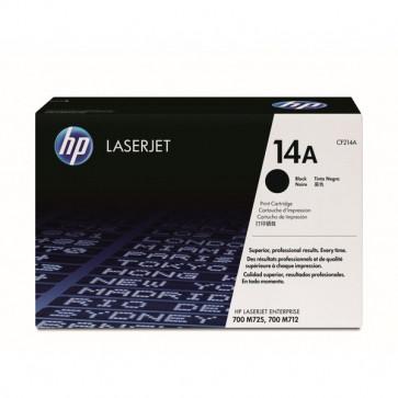Originale HP CF214A Toner 14A nero
