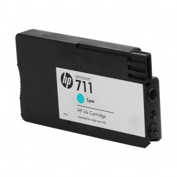 Originale HP CZ130A Cartuccia 711 ciano