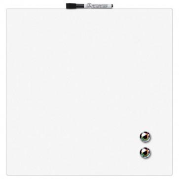 Lavagne magnetiche Quartet quadrate 36x36 cm bianco 1903802