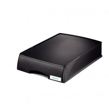 Vaschetta Leitz Plus Standard a cassetto nero 52100095
