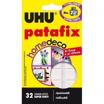 Patafix HomeDeco UHU bianco D1590 (conf.32)