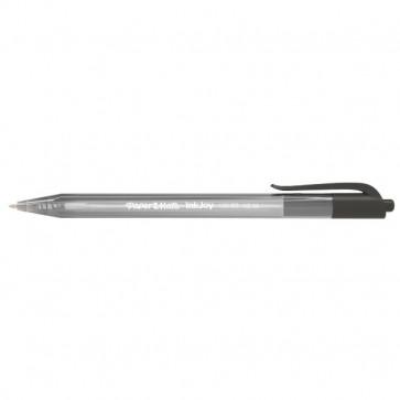 Penna a sfera Papermate Inkjoy 100 scatto nero S0957030 (conf.20)