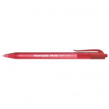 Penna a sfera Papermate Inkjoy 100 scatto rosso S0957050 (conf.20)