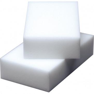 Spugne e pagliette abrasivi Vileda Resina di melammina Bianco 6x4x3 cm 102750 (conf.12)