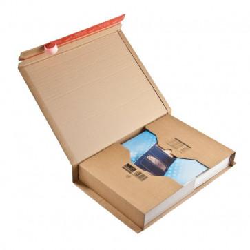 Scatole postali Colompac avana 45,5x32x70 cm 51x33x8,5 cm CP020.18 (conf.20)
