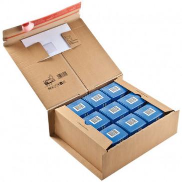 Scatole postali interna Colompac avana 33x29x12 cm cm 38,5x31,5x13 cm CP067.06 (conf.10)
