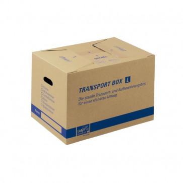 Scatole per il trasloco Colompac avana 50x35x35,5 cm 51x36x37 cm TP110.001 (conf.10)