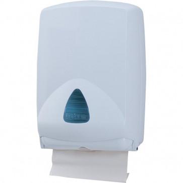 Distributori bagno QTS Intercalati C o Z o V 30,5x15,5x41,5 cm L 26cm; P 10,5cm IN-FO1/WS