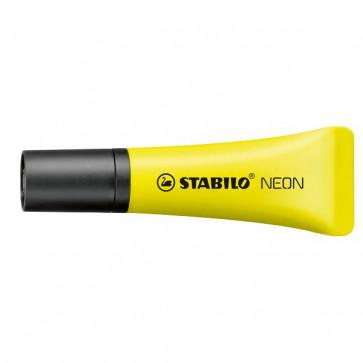 Evidenziatore NEON Stabilo 2-5 mm giallo 72/24 (conf.10)