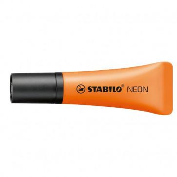 Evidenziatore NEON Stabilo 2-5 mm arancione- 72/54 (conf.10)