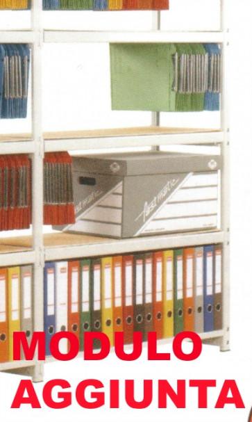 Scaffalatura ad incastro RANG'ECO SF Paperflow 5 ripiani K652232