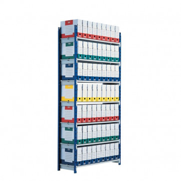 Scaffalatura ad incastro RANG'ECO Paperflow 5 ripiani K605131