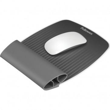 Fellowes I-SPIRE series mousepad C/poggiapolsi oscillante grigio 9311802