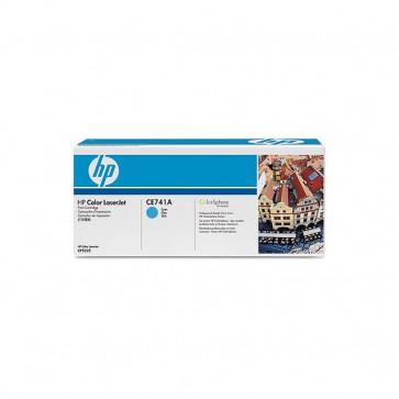 Originale HP CE741A Toner ciano