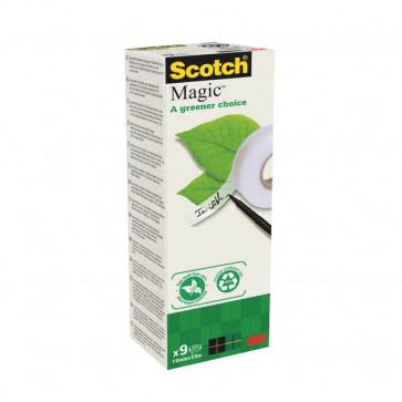 Nastro adesivo Scotch® Magic™ 900 19 mm x 33 m 900-1933-9 (conf.9)