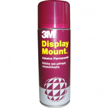 Adesivi spray 3M DisplayMount™ 400 ml 3M™ Display Mount™