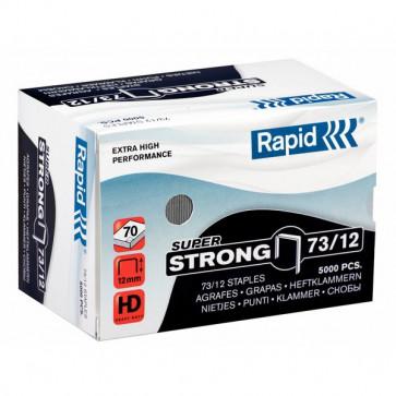 Punti per alti spessori Rapid Punti metallici 73/12 24890800 (conf.5000)