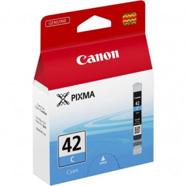 Originale Canon 6385B001 Serbatoio Chromalife 100+ CLI-42 C ciano