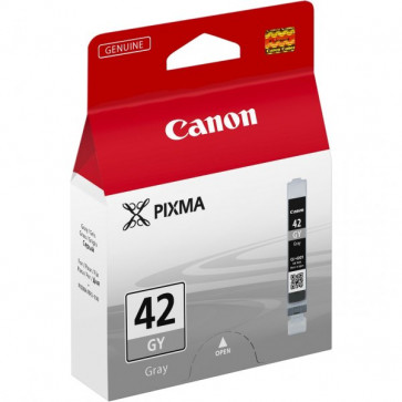 Originale Canon 6390B001 Serbatoio Chromalife 100+ CLI-42 GY grigio