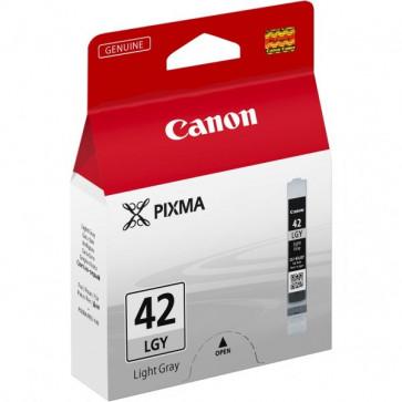 Originale Canon 6391B001 Serbatoio Chromalife 100+ CLI-42 LGY grigio chiaro
