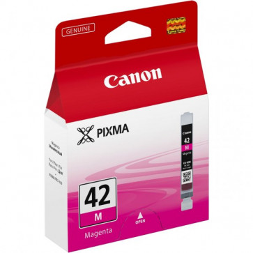 Originale Canon 6386B001 Serbatoio Chromalife 100+ CLI-42 M magenta