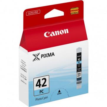 Originale Canon 6388B001 Serbatoio Chromalife 100+ CLI-42 PC ciano foto
