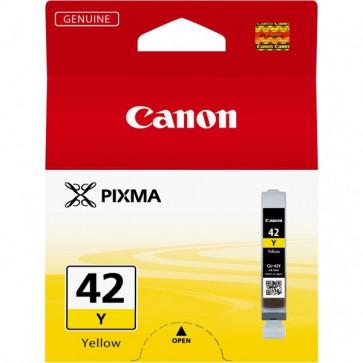 Originale Canon 6387B001 Serbatoio Chromalife 100+ CLI-42 Y giallo