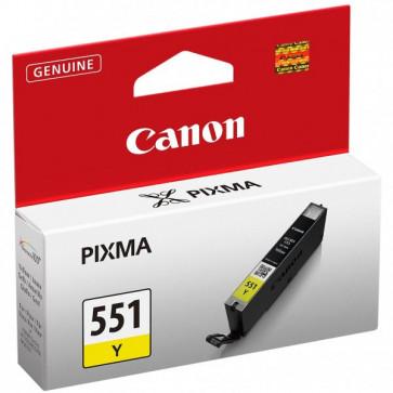 Originale Canon 6511B001 Serbatoio Chromalife 100+ CLI-551 Y giallo