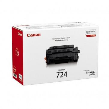 Originale Canon 3481B002 Toner CRG 724 nero