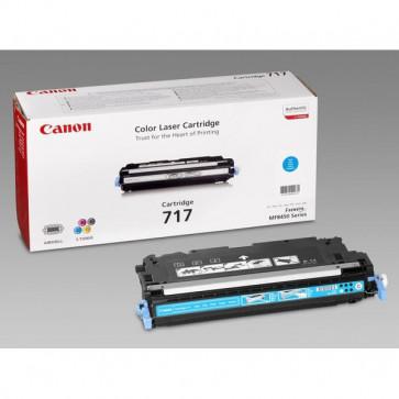 Originale Canon 2577B002 Toner 717 C ciano