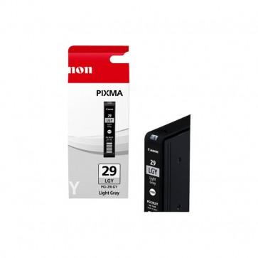 Originale Canon 4872B001 Serbatoio Chromalife 100 PGI-29 LGY grigio chiaro