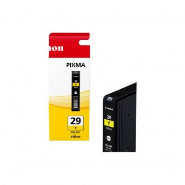 Originale Canon 4875B001 Serbatoio Chromalife 100 PGI-29 Y giallo