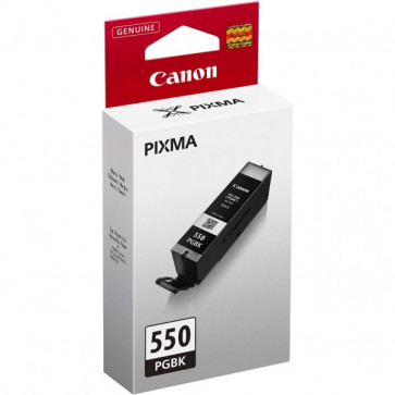 Originale Canon 6496B001 Serbatoio Chromalife 100+ PGI-550 PGBK nero