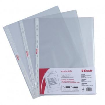 Buste perforazione universale Copy Safe Esselte 21x29,7cm-goffrata antiriflesso- 392713000 (conf.100)