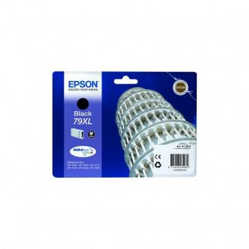 Originale Epson C13T79014010 Cartuccia inkjet alta capacità blister RS 79XL ml. 41,8 nero